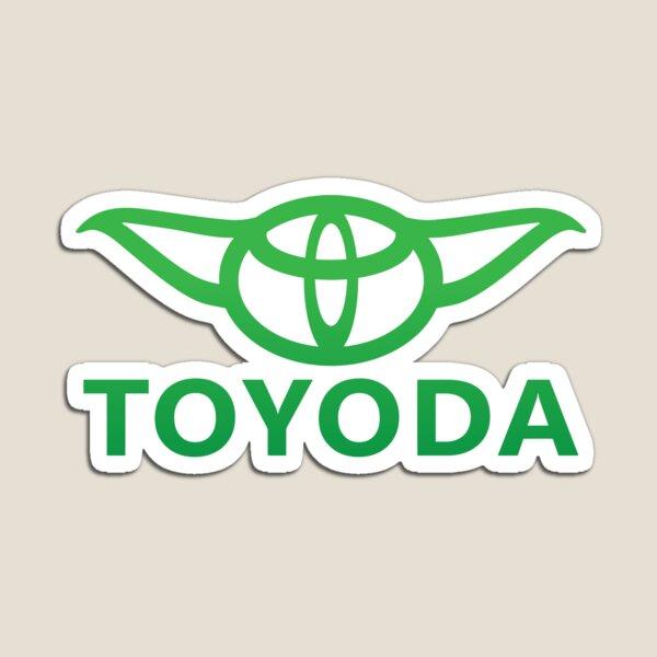 TOYODA - GREEN Magnet