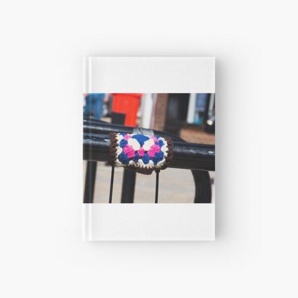 Kettfest2015 Yarnbombing Hardcover Journal