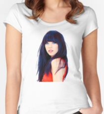 Carly Rae Jepsen Women's Fitted Scoop T-Shirt