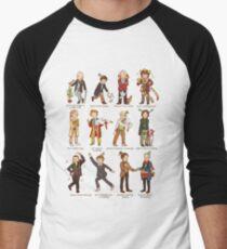 The Twelve Doctors of Christmas T-Shirt