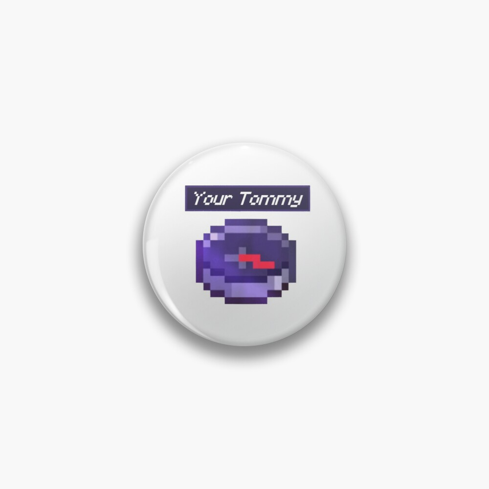 Your Tommy Compass Pin