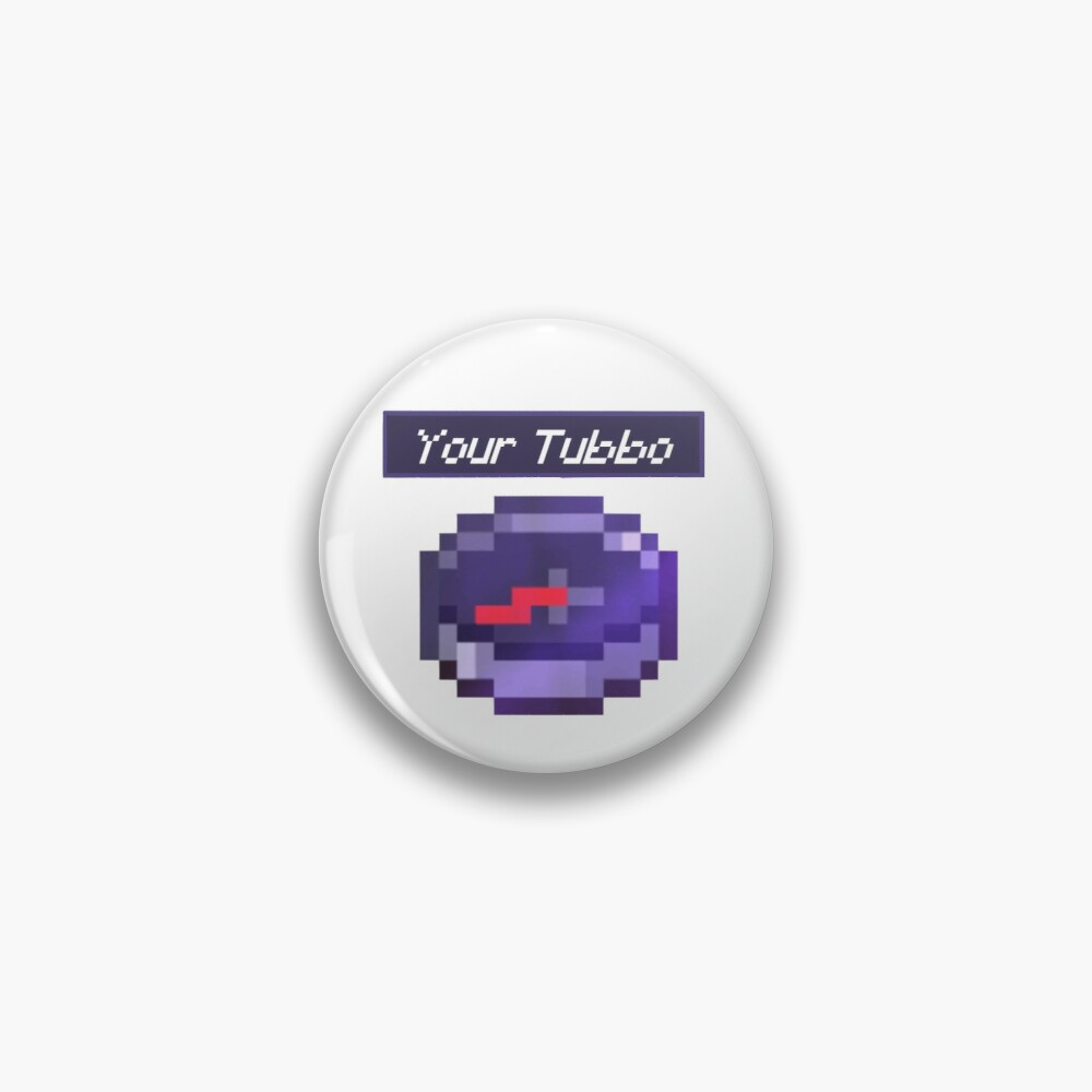Your Tubbo Compass Pin