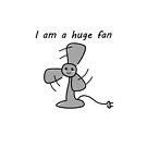 Ich bin ein großer Fan! von kijkopdeklok