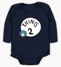 Thing 2 One Piece - Long Sleeve