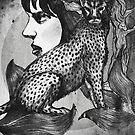 Little Big Cat by NADYA PUSPA