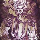With Her Broken Wings by NADYA PUSPA