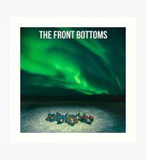 the front bottoms aurora Art Print