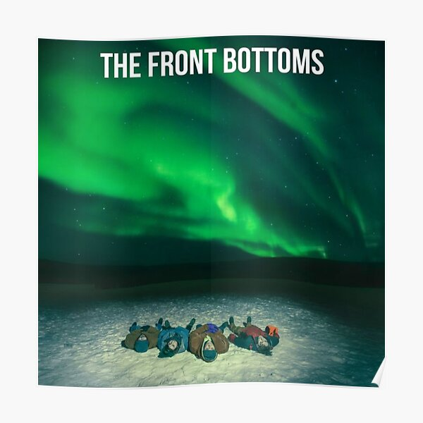 the front bottoms aurora Poster