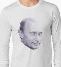 Putin Long Sleeve T-Shirt