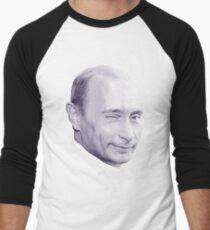 Putin Baseballshirt für Männer