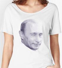 Putin Women's Relaxed Fit T-Shirt