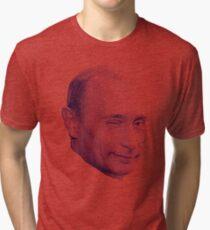 Putin Tri-blend T-Shirt