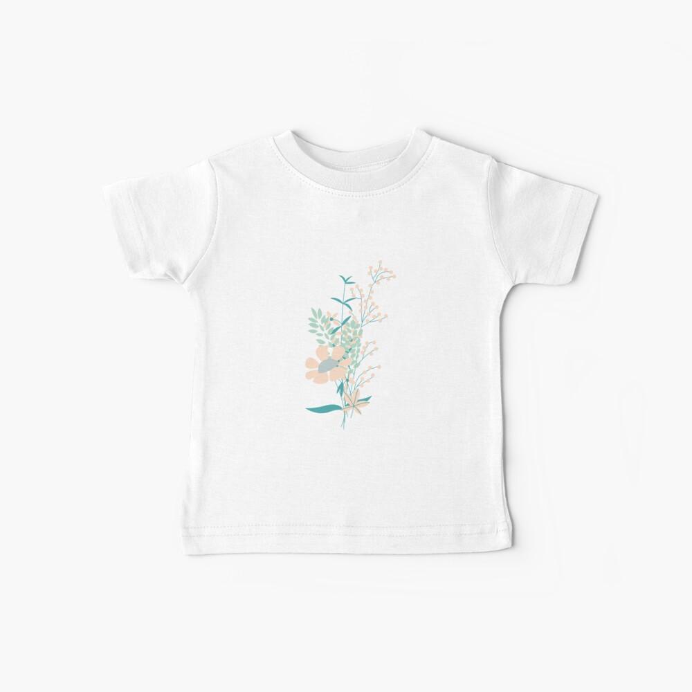 Blumengarten 004 Baby T-Shirt