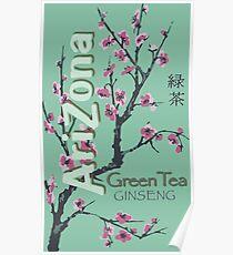 Arizona Ginseng and Honey Poster