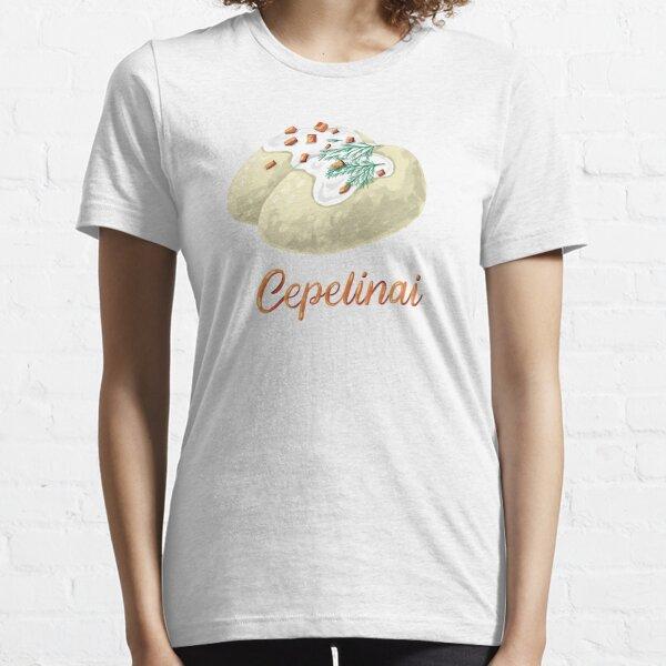 Cepelinai  Essential T-Shirt