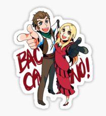 baccano Sticker