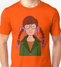 Daria Hair Braids T-Shirt