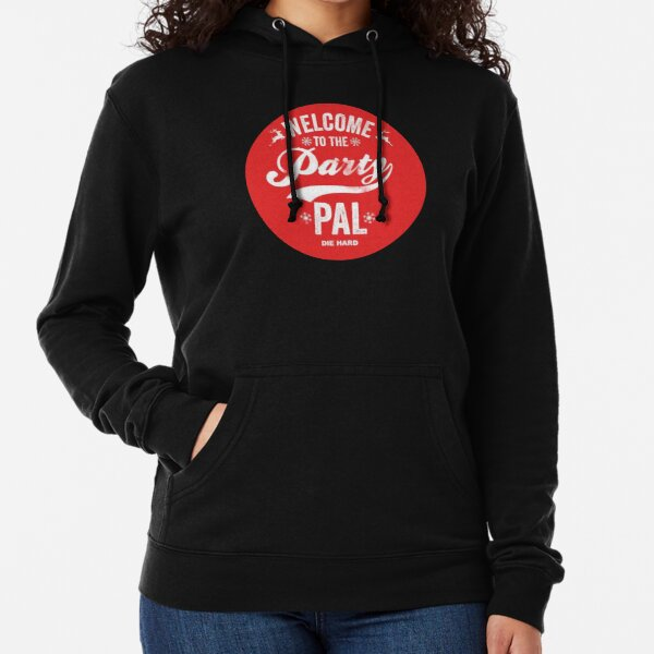now i have a machine gun ho ho ho shirt outfit - welcome to the party pal. Lightweight Hoodie
