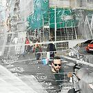 Comparisons angled onto contrasting viewpoints. 01 by Juan Antonio Zamarripa [Esqueda]