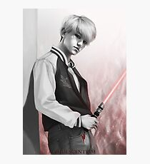   The Dark Side   - Baekhyun Photographic Print