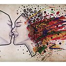 Explosion on My Mind by NADYA PUSPA