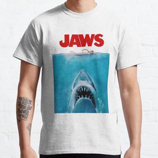 Jaws Original Movie Poster Classic T-Shirt