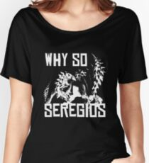 Monster Hunter Seregios Design Women's Relaxed Fit T-Shirt