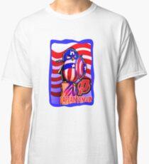Captain Penguin Classic T-Shirt
