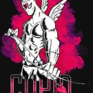 Cupid: love and superheroes by logoloco