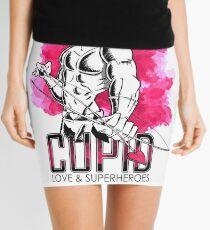 Cupid: love and superheroes Mini Skirt