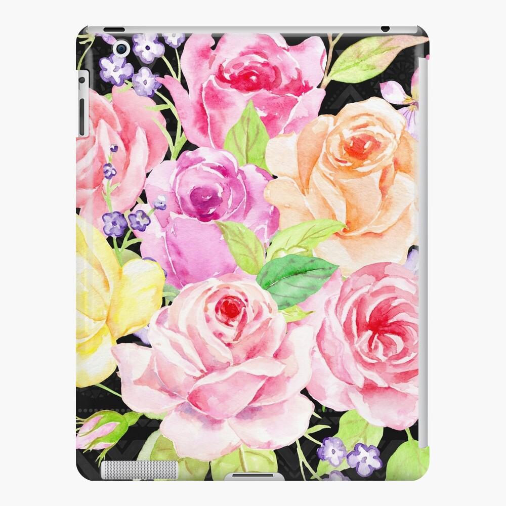 Todo está saliendo rosa Funda y vinilo para iPad