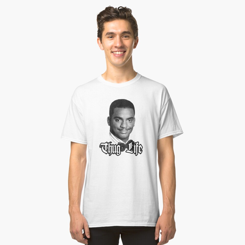 Thug Life Carlton Classic T-Shirt