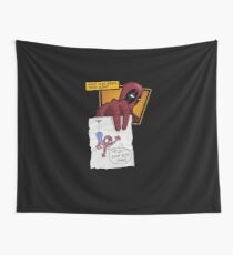 Dead Poll (Web Version) Wall Tapestry