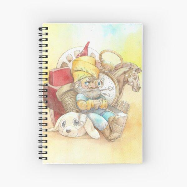 The Collector Cuaderno de espiral