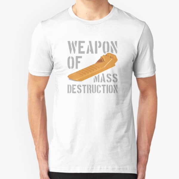 Brick separator Slim Fit T-Shirt