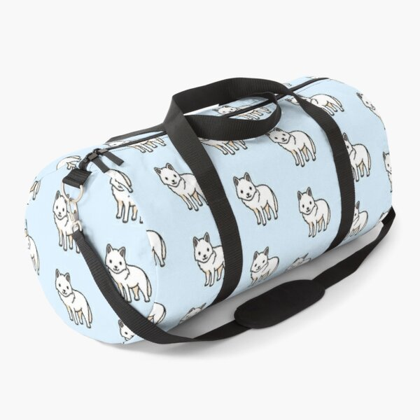 Arctic Wolf Duffle Bag