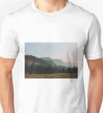 Glacier Natl Park #3 Unisex T-Shirt