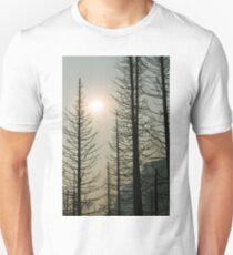 Glacier Natl Park #4 Unisex T-Shirt