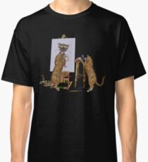 The Artists at Work Classic T-Shirt