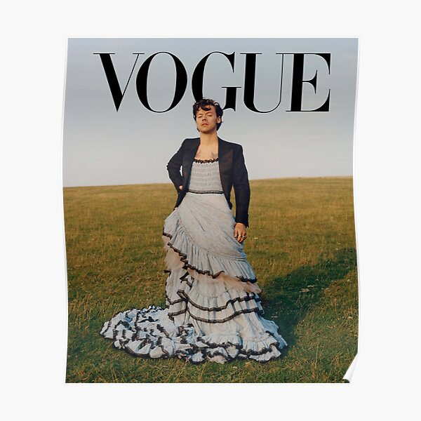 Robe Vogue Styles Poster