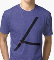 Fake seat belt Tri-blend T-Shirt