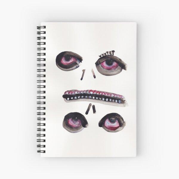 phobias  Spiral Notebook