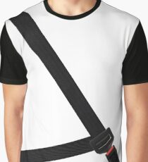 Fake seat belt Graphic T-Shirt