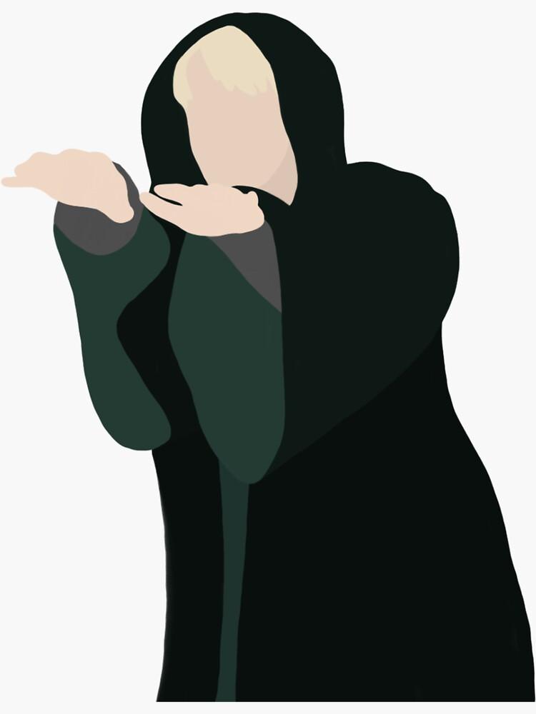 Spooky Draco by AlyshaNewton