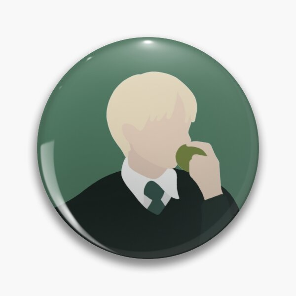 Draco and the Apple Pin