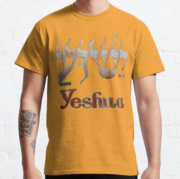 Yeshua T-Shirt Gold1 Classic T-Shirt