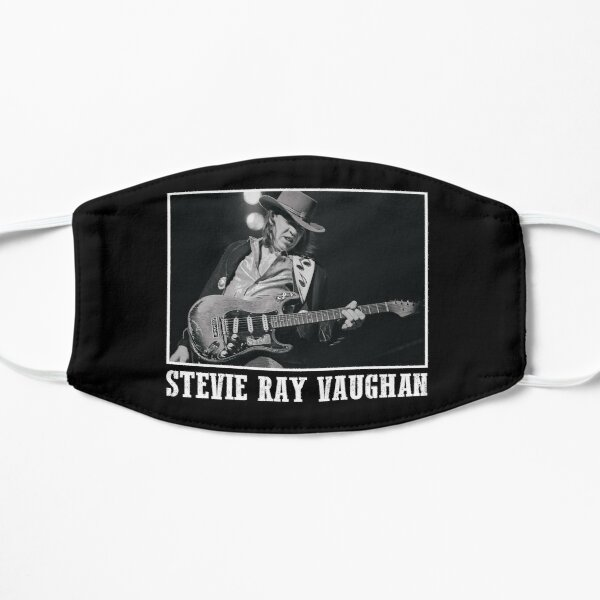 Galucky Stevie Ray Vaughan SRV Face Cover Safety Washable and Reusable Scarf for Protection