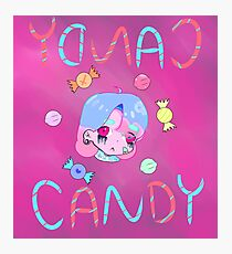 Candy Candy Photographic Print