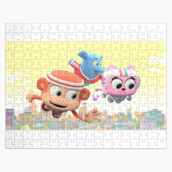 Chico bon bon design Jigsaw Puzzle