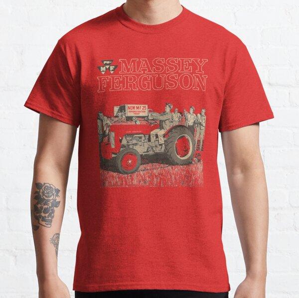 Tracteur Massey Ferguson T-shirt classique